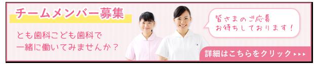春日井市の歯科医院(歯医者)とも歯科こども歯科の求人情報